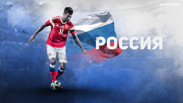 World Cup Group A team profile: Russia