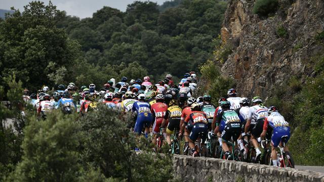 Critérium du Dauphiné e Volta a Hungria em destaque no Eurosport
