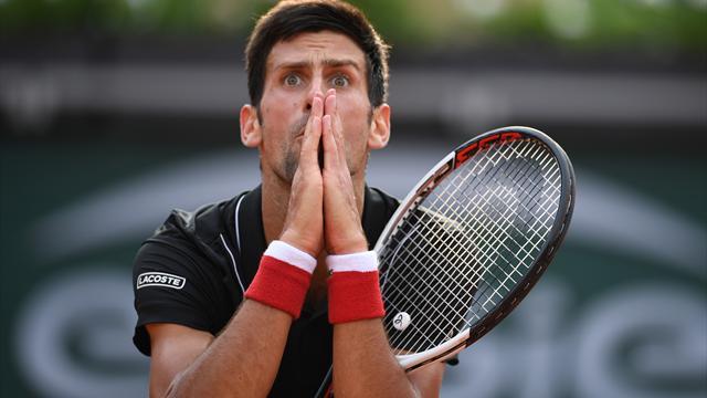 Epischer Tiebreak! Das dramatische Ende zwischen Djokovic und Cecchinato