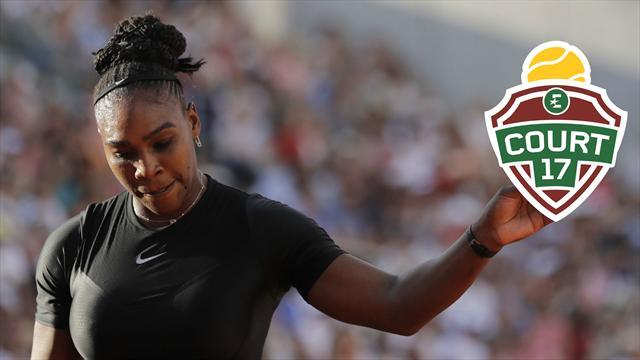 «Serena, malgré son forfait, on ne peut être qu'admiratif»