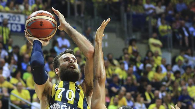 Ali Koç döneminin ilk maçında Fenerbahçe Doğuş'tan 40 sayı fark