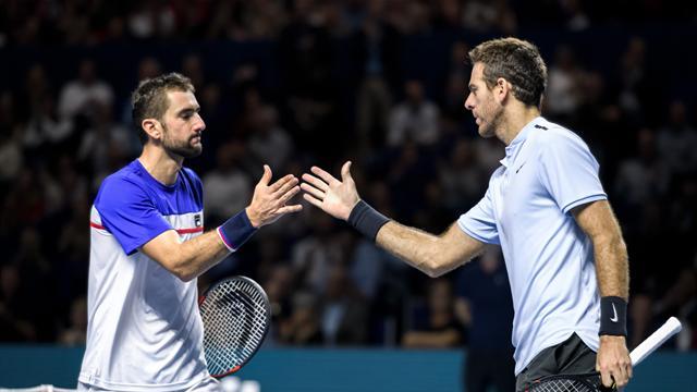 Del Potro rejoint Nadal dans le dernier carré — Roland-Garros