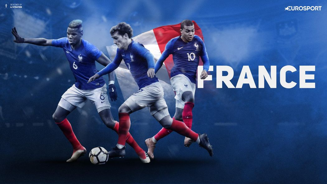 b805ed93ac7 World Cup 2018 France team profile  How they qualified
