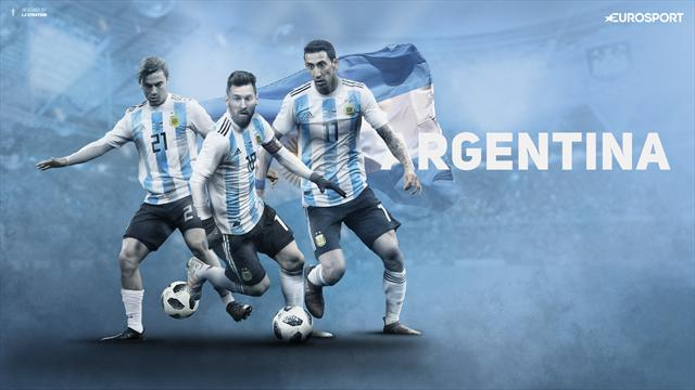 World Cup Group D team profile: Argentina