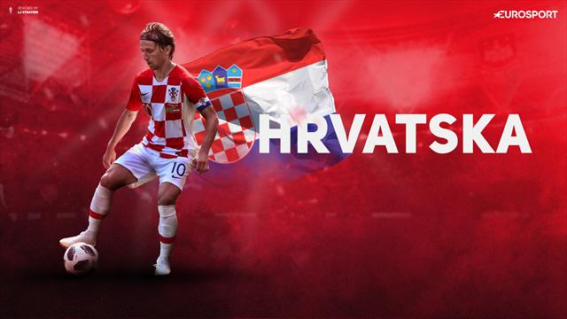 World Cup Group D team profile: Croatia