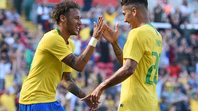 Le maillot du Brésil : «C'est la petite robe noire du football»