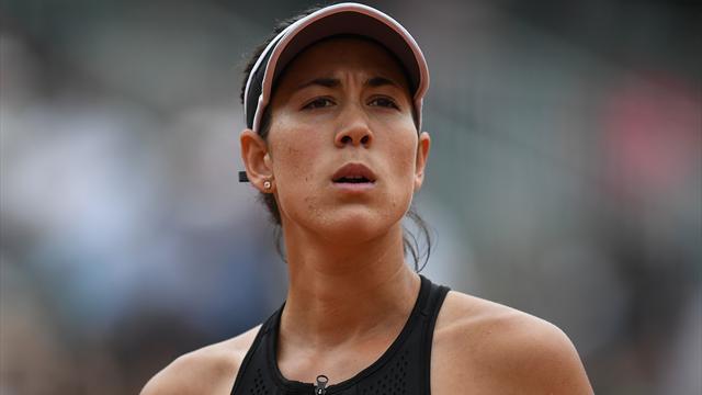 Muguruza n'a fait qu'une bouchée de Sharapova