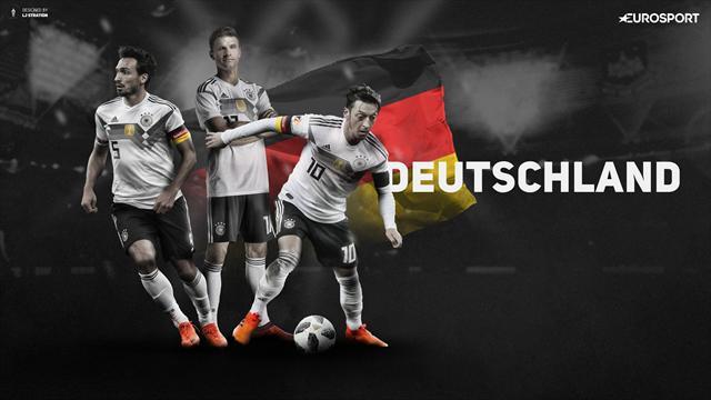 Germania ai Mondiali 2018: rosa, giocatori da seguire, storia e prospettive