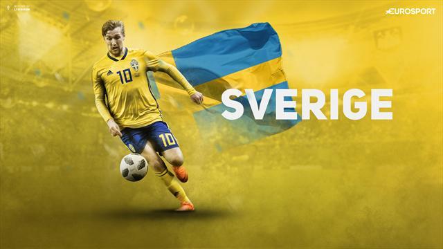 Svezia ai Mondiali 2018: rosa, giocatori da seguire, storia e prospettive