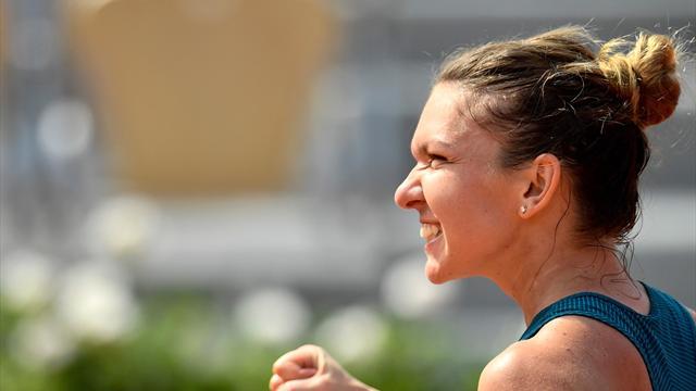 Sloane Stephens et Simona Halep en finale | Tennis — Roland-Garros