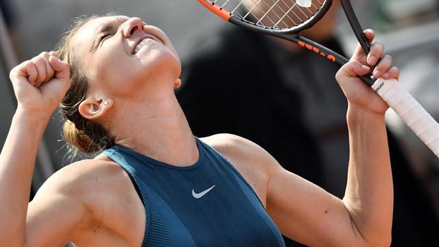 Une troisième finale pour Simona Halep qui affrontera Sloane Stephens — Roland-Garros