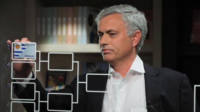 Les pronostics de Mourinho pour le premier tour