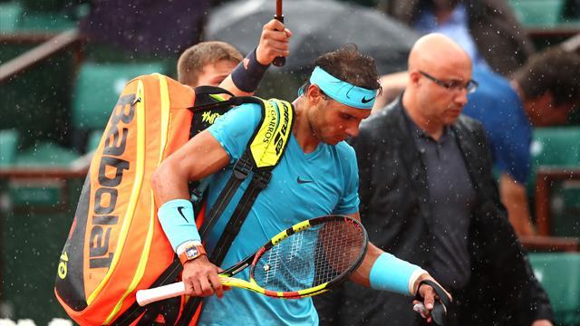 Rafael Nadal écarte Del Potro et rejoint la finale
