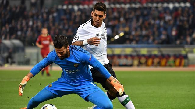 Firmino essaie de convaincre Alisson «de venir à Liverpool»