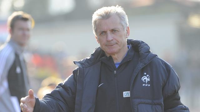 Grand manitou de Guingamp et de la formation française, Smerecki nous a quittés