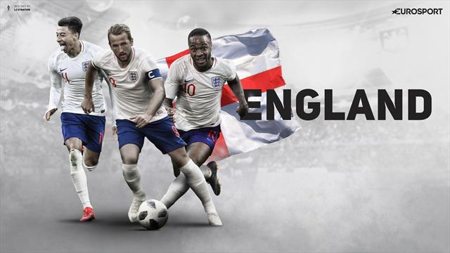 World Cup Group G team profile: England