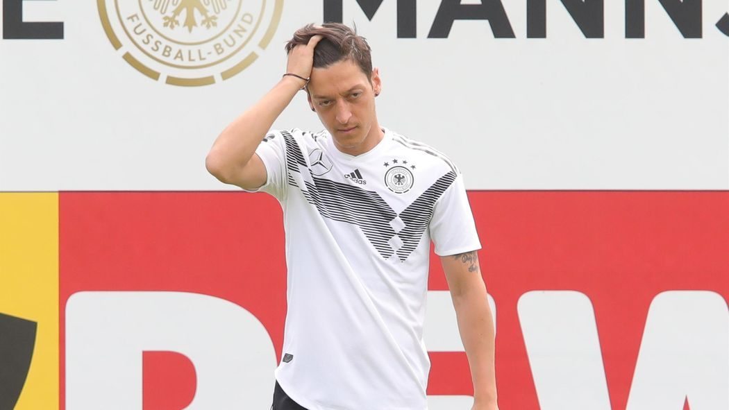 Meust Ozil To Skip Germanys Final World Cup Warm Up Game World