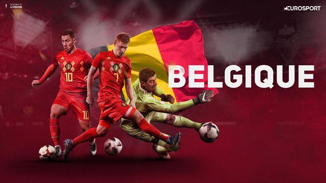 World Cup Group G team profile: Belgium