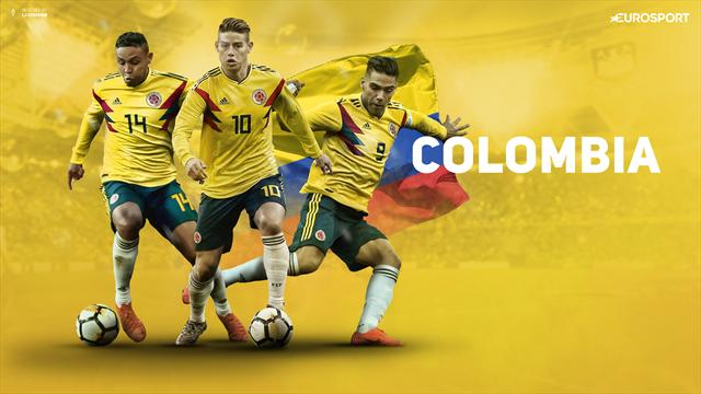 Colombia ai Mondiali 2018: rosa, giocatori da seguire, storia e prospettive