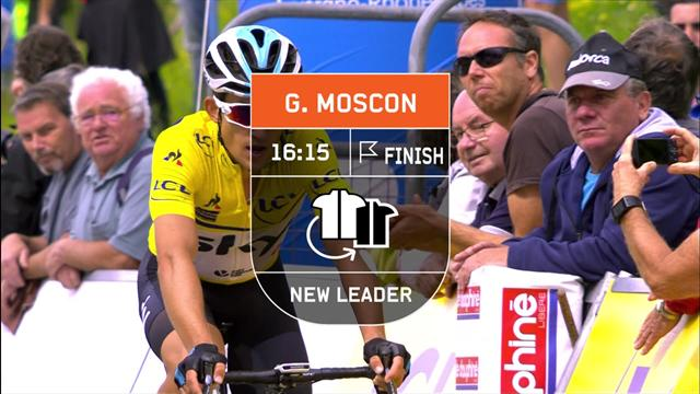 Cataldo y a cru, Martin s'y est vu mais Alaphilippe était plus fort: les moments-clés de la 4e étape
