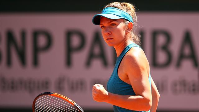 Simona Halep predicts Garbine Muguruza plan for French Open clash