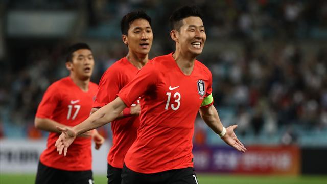 "Südkorea im WM-Profil: Tottenhams Son führt ""Tigers of Asia"" an"