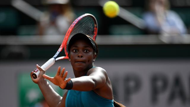 Stephens stunned by Petkovic at Citi Open