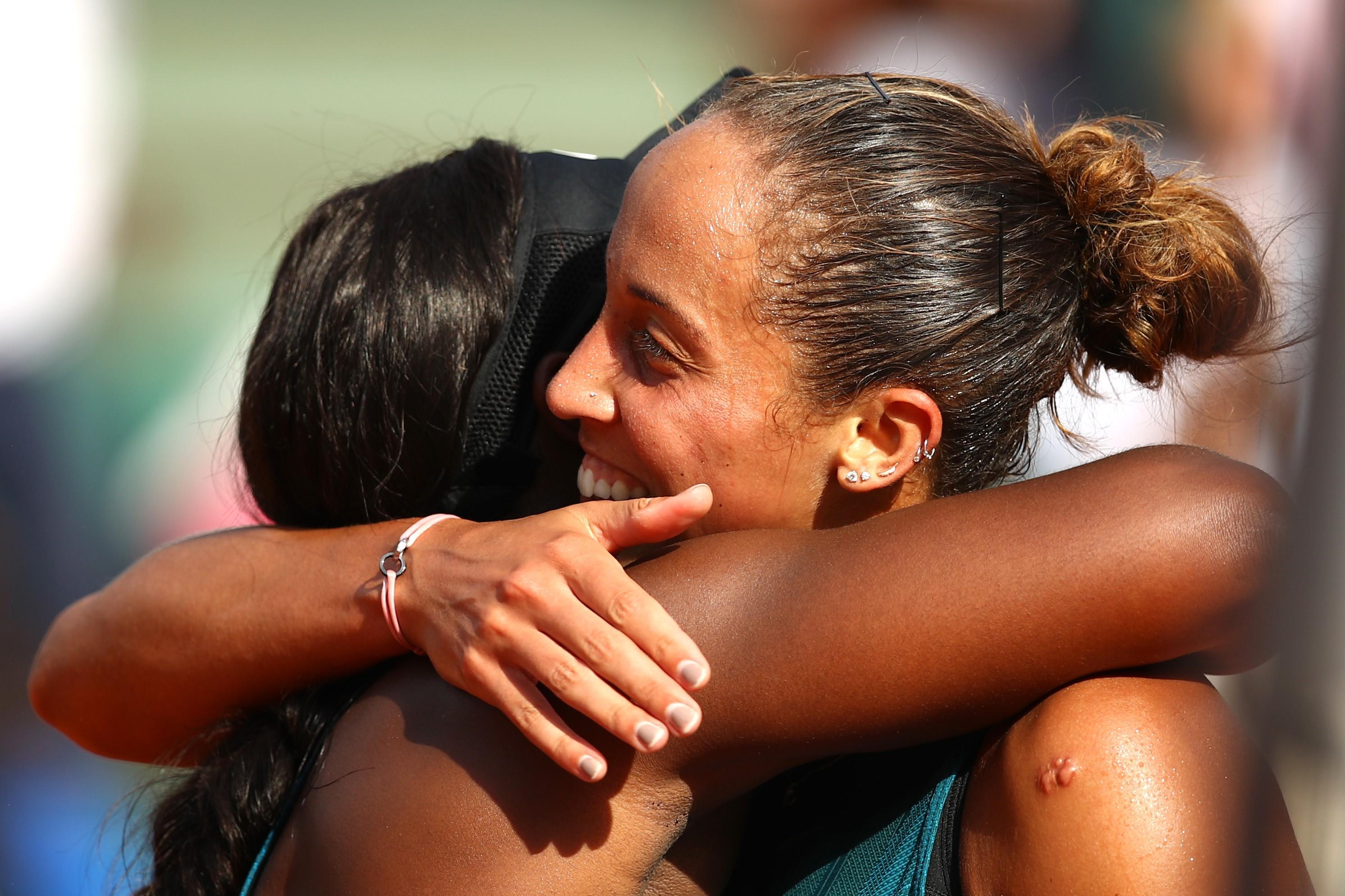 Sloane Stephens et Madison Keys en demi-finale de Roland-Garros 2018