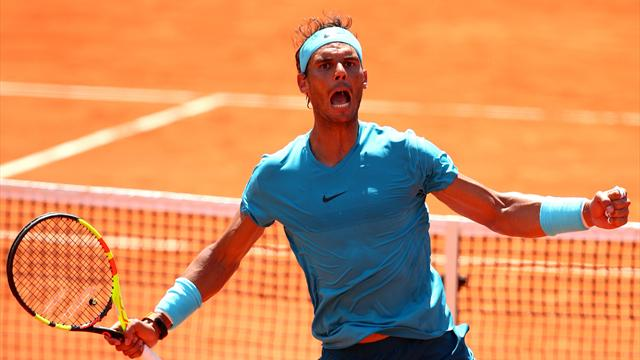 Eurosport Advent Calendar: Nadal seals record 11th French Open title with tears of joy