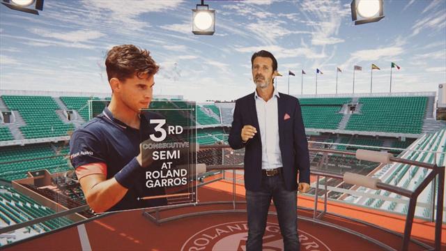 Roland-Garros: Rafael Nadal pour la 11e fois en finale