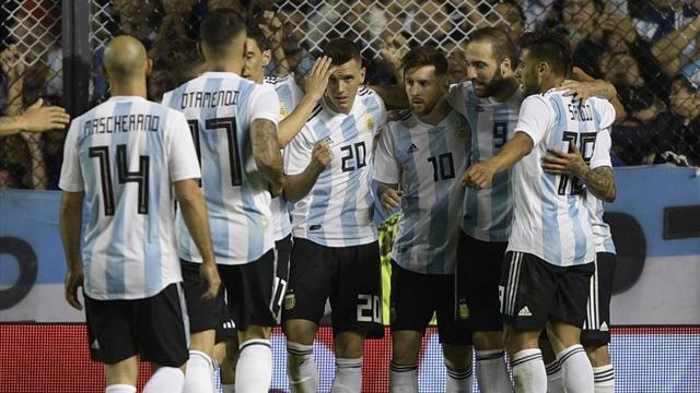 Messi und Co. kämpfen gegen das Deutschland-Trauma