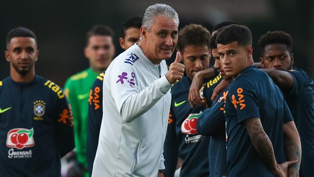 Tite signs new deal to remain as Brazil boss