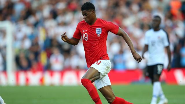 Rashford v Sterling - who will make Southgate's starting England XI?