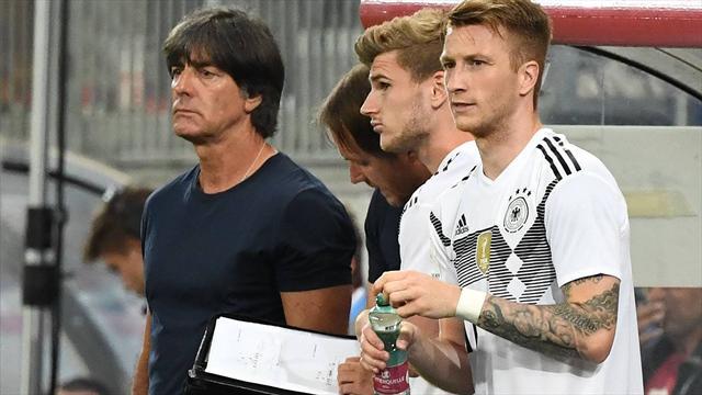 """Jetzt zählt nur ein Sieg: """"Rakete"""" Reus muss Deutschland retten"""