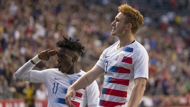 «Team USA», le rêve américain en reconstruction