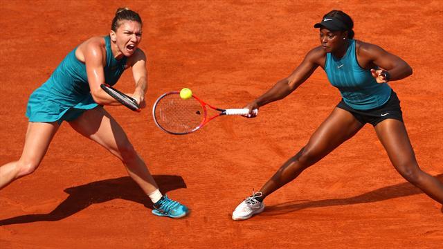 Roland Garros – Finala feminină: Halep v Stephens