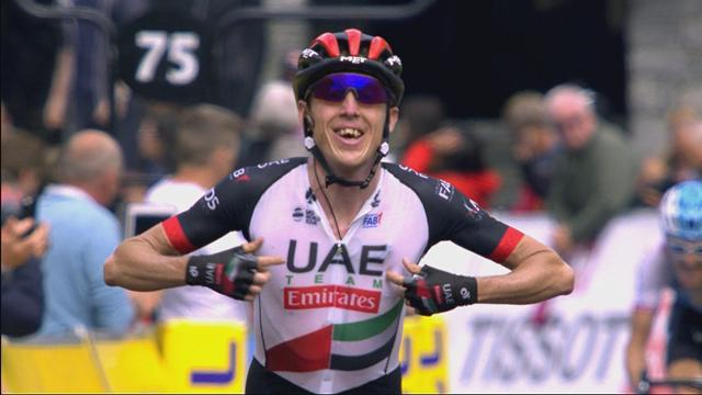 Dan Martin races to victory in Stage 5