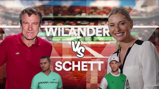 Barbara et Mats s'écharpent manette en mains sur Tennis World Tour