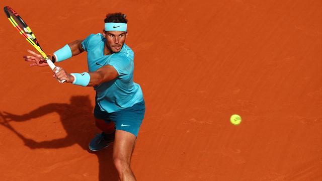 Diese Rückhand ist so brutal: Nadal entnervt Thiem