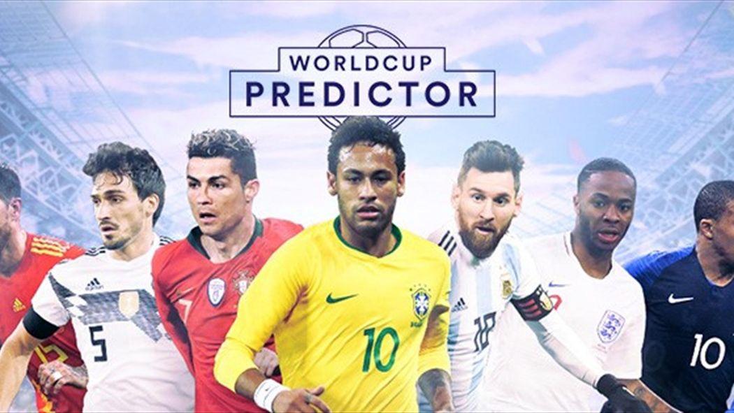 World Cup Predictor: Play Eurosport game and predict outcome