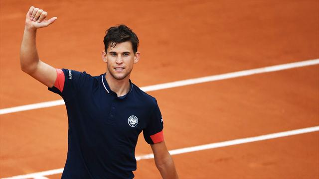 "Thiem : ""J'ai un plan"""