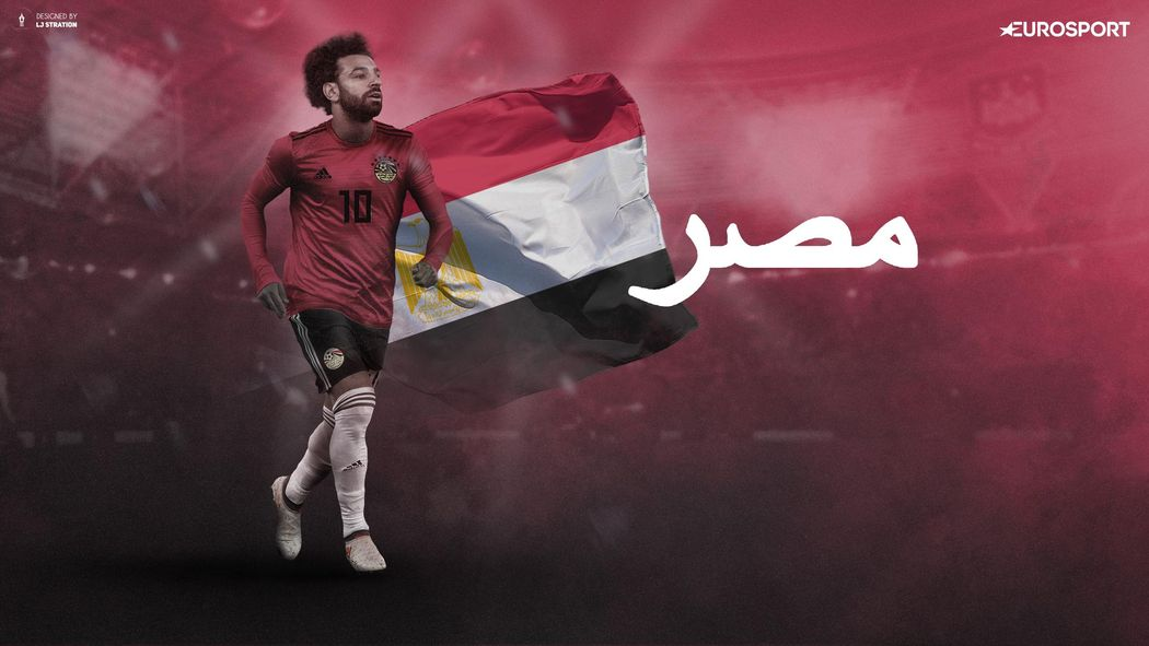 815f69f93 World Cup 2018 Egypt team profile  How they qualified