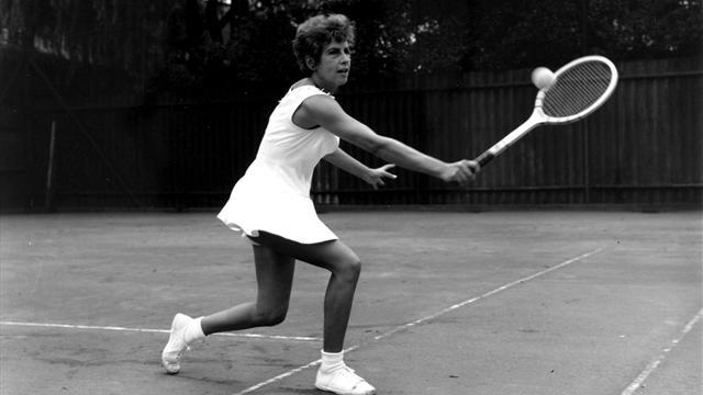 Décès de Maria Esther Bueno, lauréate de 7 tournois du Grand Chelem et légende du tennis brésilien