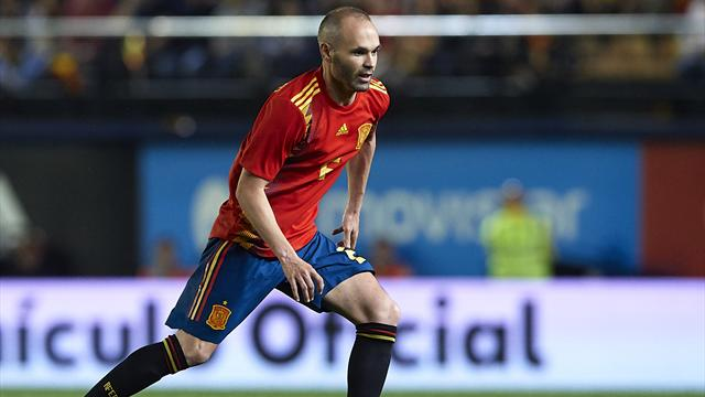 Iniesta est-il intouchable ?