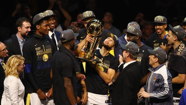 Warriors sweep Cavs to cement dynasty as LeBron ponders future