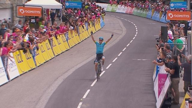 Dauphiné 2018 (6ª etapa): Pello Bilbao gana la etapa reina en La Rosière; Thomas sigue líder