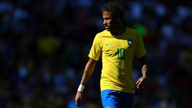 Derniers réglages pour le Brésil de Neymar face à l'Autriche