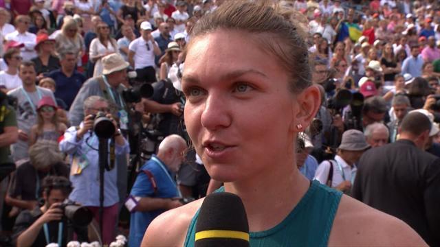 Se intervjuet: – Har drømt om dette siden jeg begynte å spille tennis