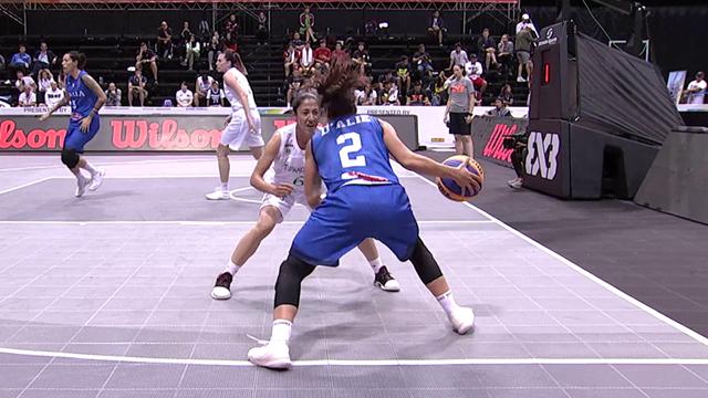 FIBA 3x3 Europe Cup: l'Italia travolge 21-5 la Repubblica Ceca e vola in semifinale