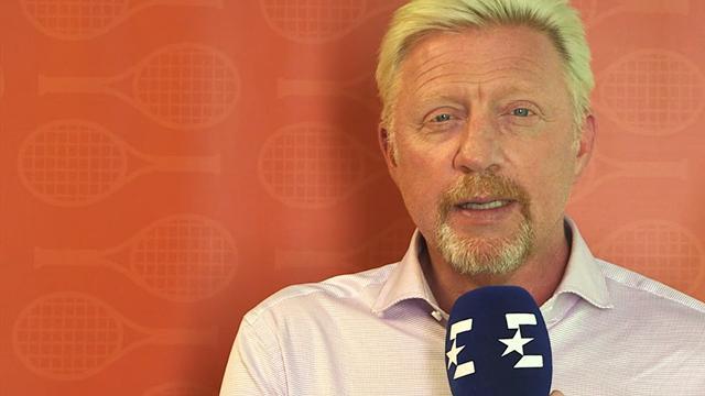 """Becker im Final-Fieber: """"Ich erwarte eine echte Schlacht"""""""